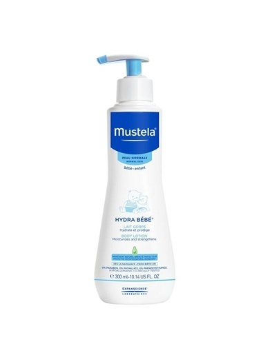 Mustela Hydra Body Lotion 300Ml Renksiz